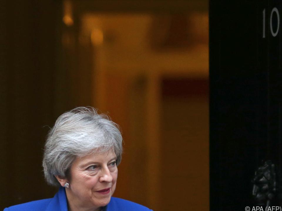 Das Votum könnte Premierministerin May weiter unter Druck setzen