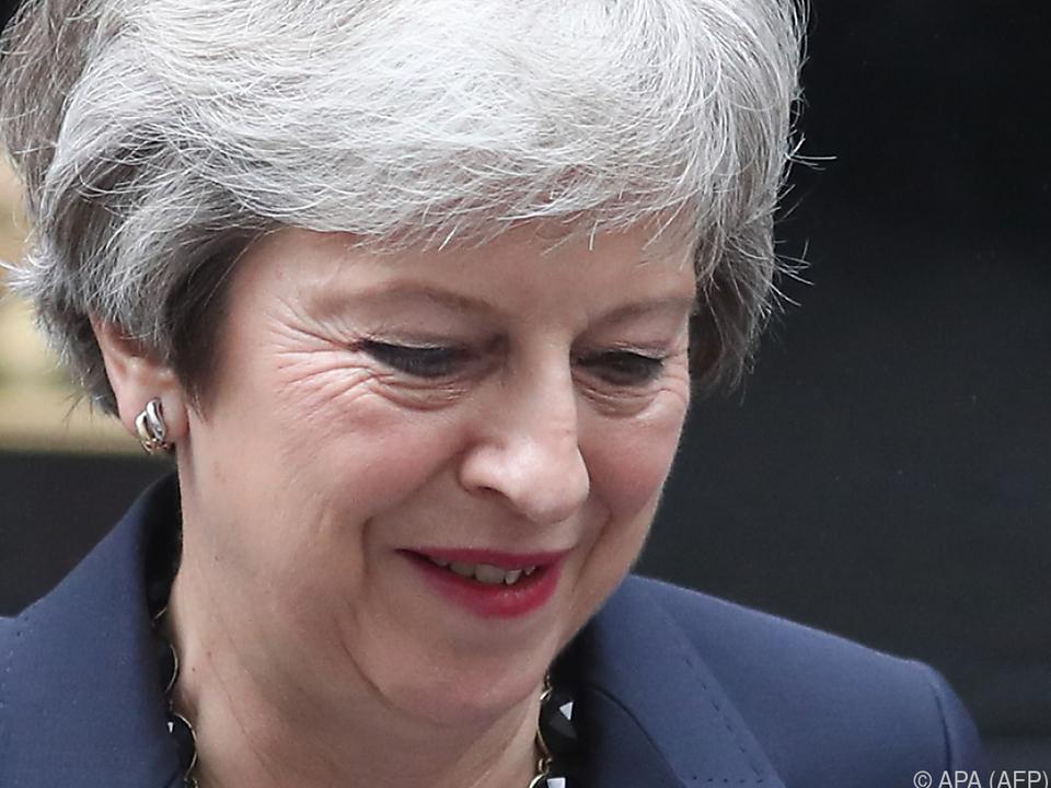 Der Druck auf May wegen des Brexit steigt