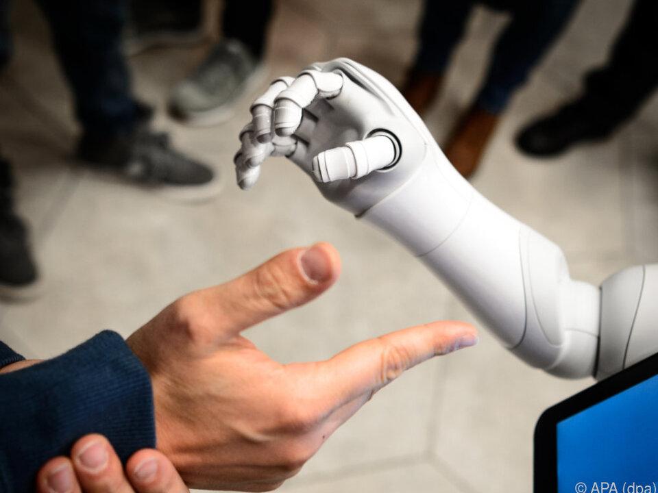 Der Einsatz von Robotern wird weiter zunehmen