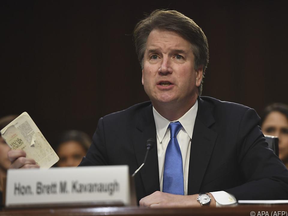 Der Fall Kavanaugh sorgt weiterhin für Aufregung