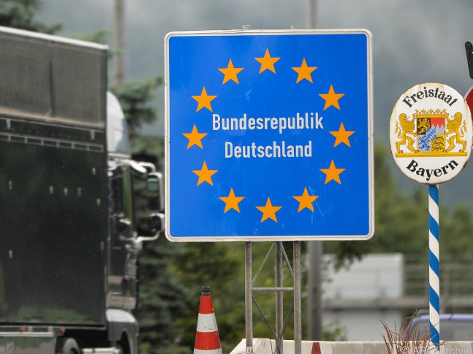 Der Grund sei unzureichender EU-Außengrenzschutz