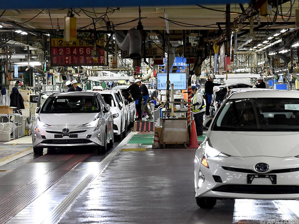 Der Konzern berichtete von Problemen beim Hybrid-System