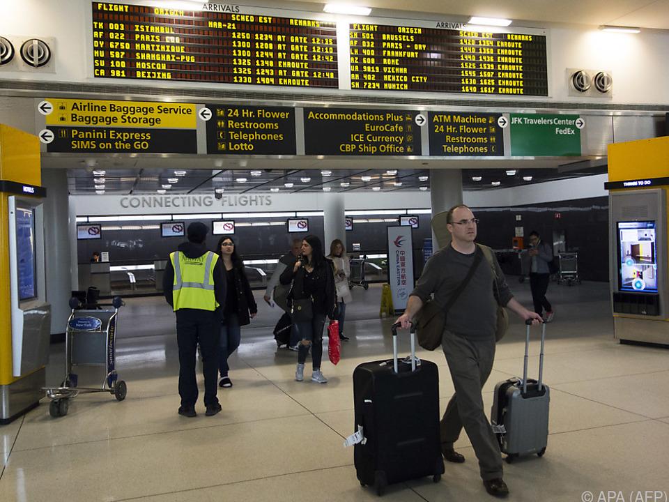 Der New Yorker Flughafen soll zwei neue Terminals bekommen