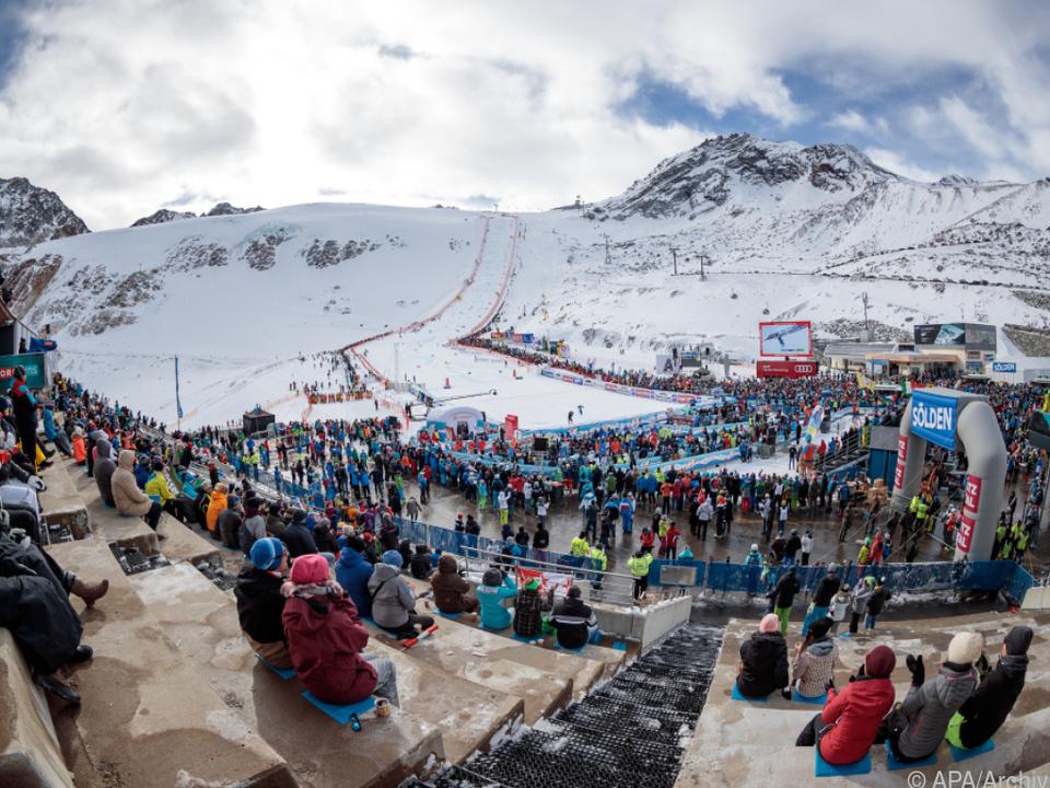 Der Ski-Weltcup startet am 27. Oktober