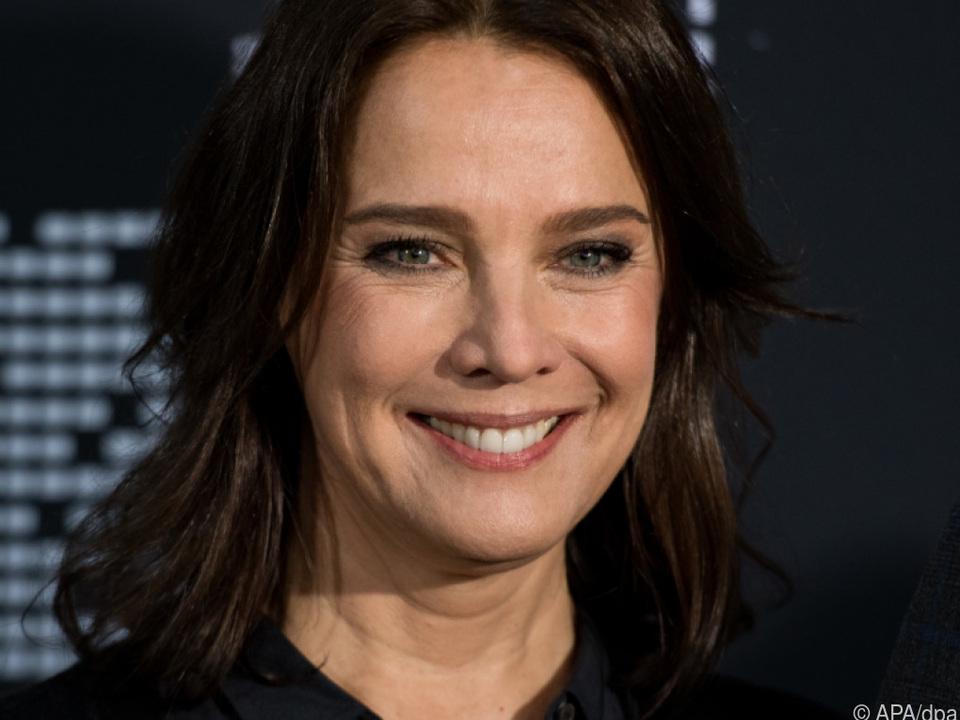 Désirée Nosbusch spielt die Hauptrolle im neuen Irland-Krimi
