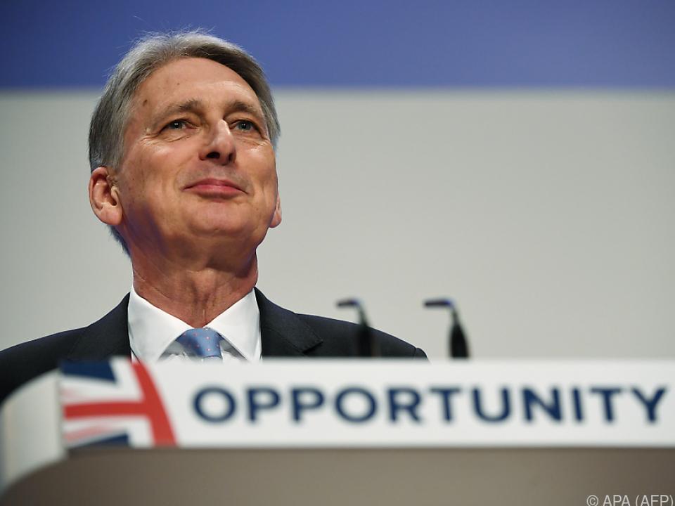 Die Briten streben eine Freihandelszone mit der EU an