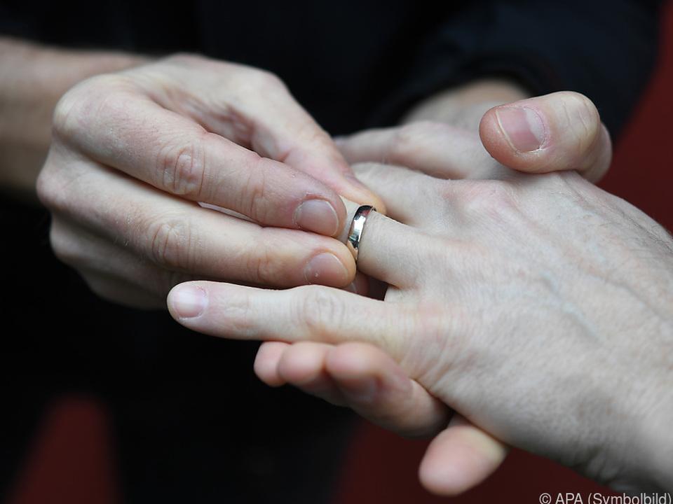 Die Ehe für alle kommt mit Beginn 2019