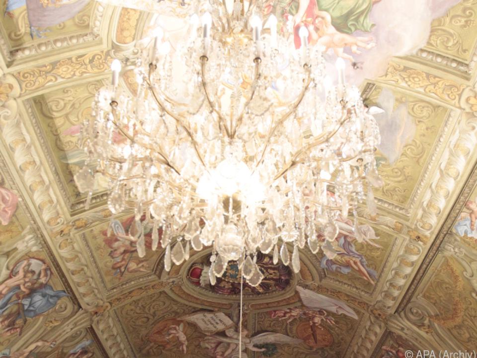 Die Festsitzung findet im Palais Niederösterreich statt