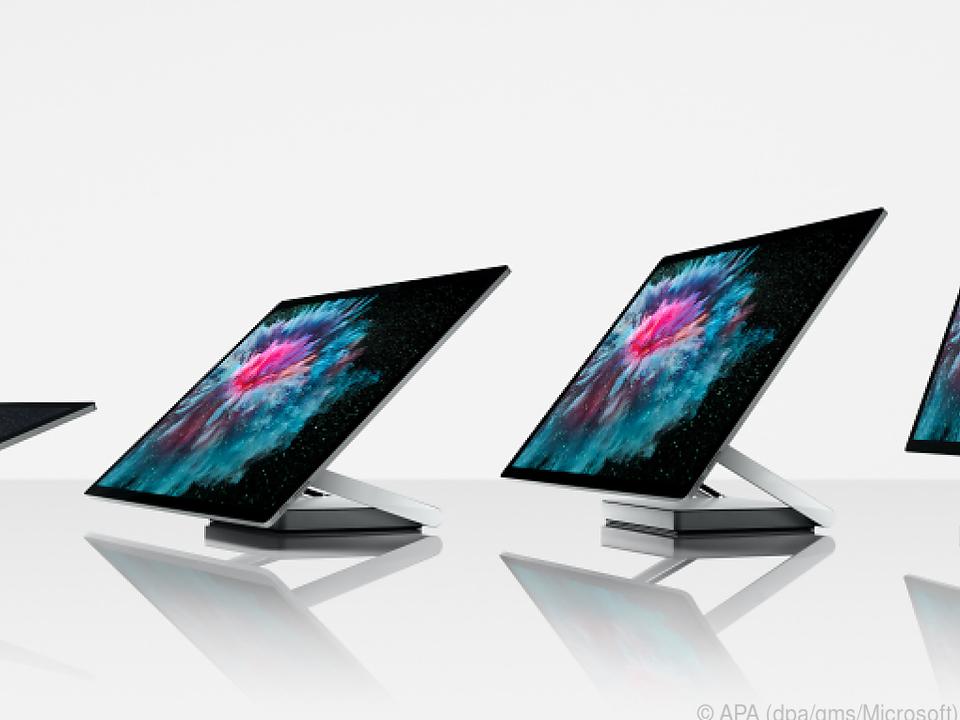 Das Surface Studio 2 hat sich vor allem beim Bildschirm verändert