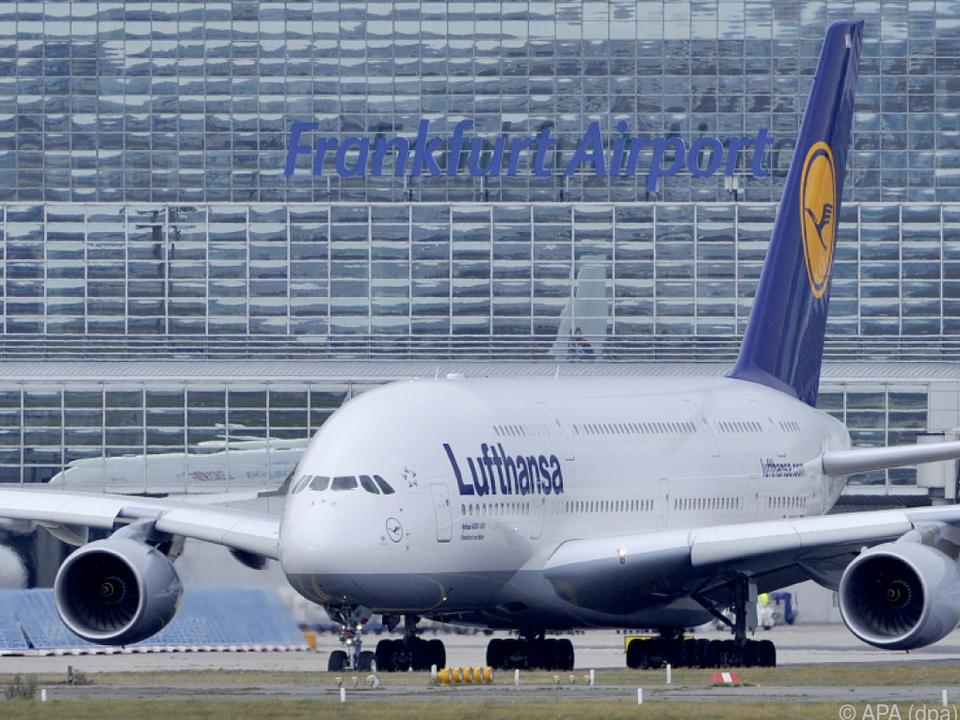Die Lufthansa hat ein Auge auf die Alitalia geworfen