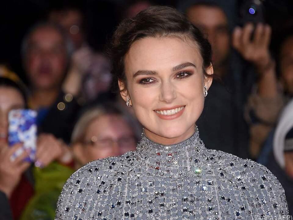 Die Schauspielerin bezog Stellung zu Themen wie Schwangerschaft und Geburt