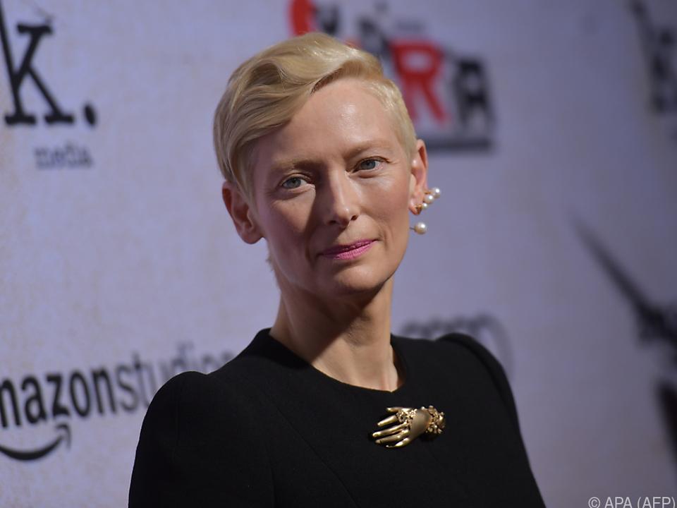 Die Schauspielerin wird das Gartenbaukino besuchen