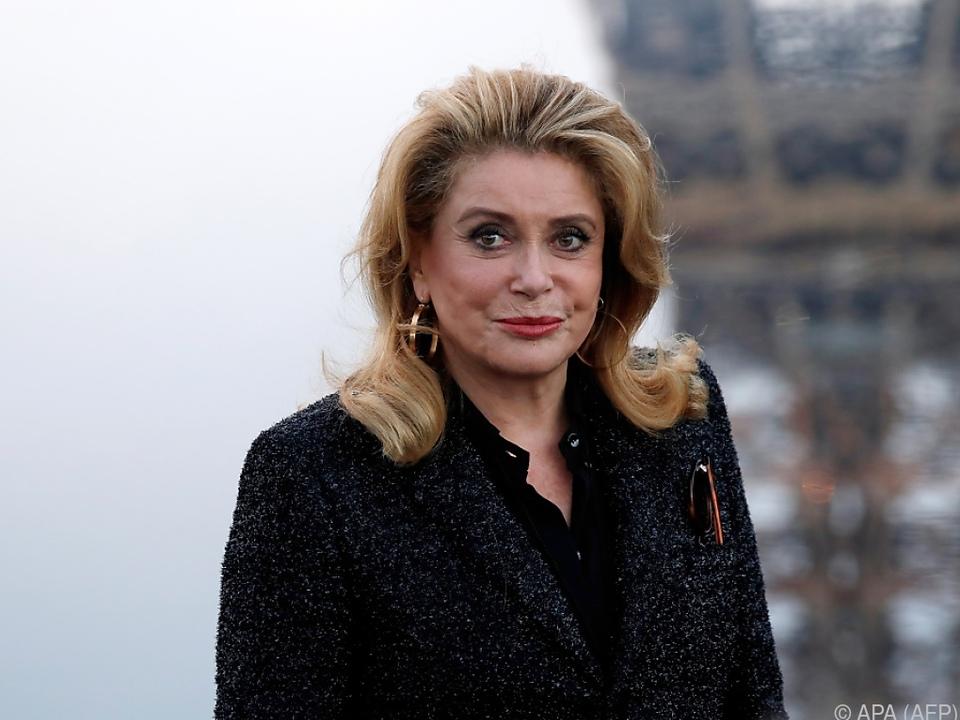 Die Schauspielerin wurde 40 Jahre lang von YSL eingekleidet