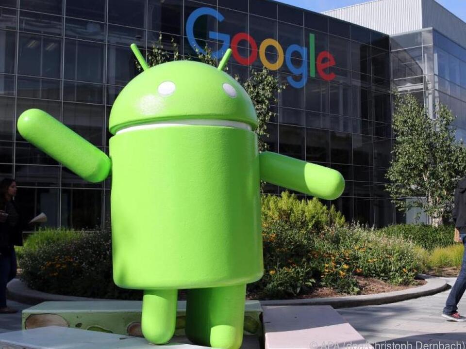 Die Verbreitung der Android-Version Oreo liegt bei 21,5 Prozent
