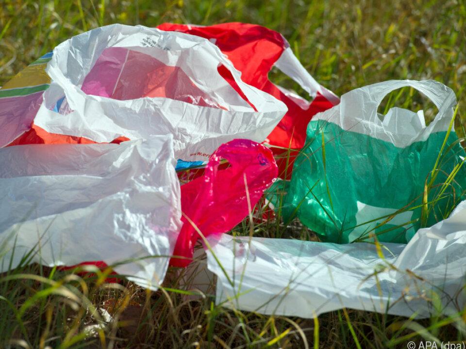 Die zehn häufigsten Plastikwegwerfprodukte sollen verboten werden