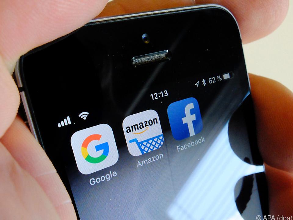 Digitalsteuer für bestimmte Online-Unternehmen geplant