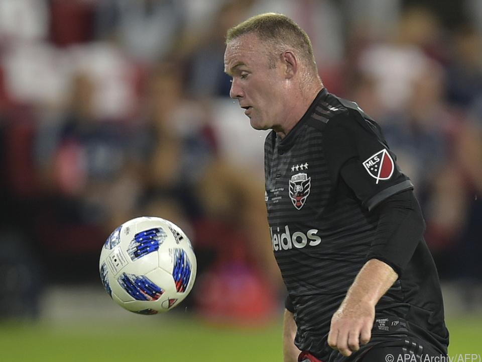 Doppelpack von Rooney gegen New York City