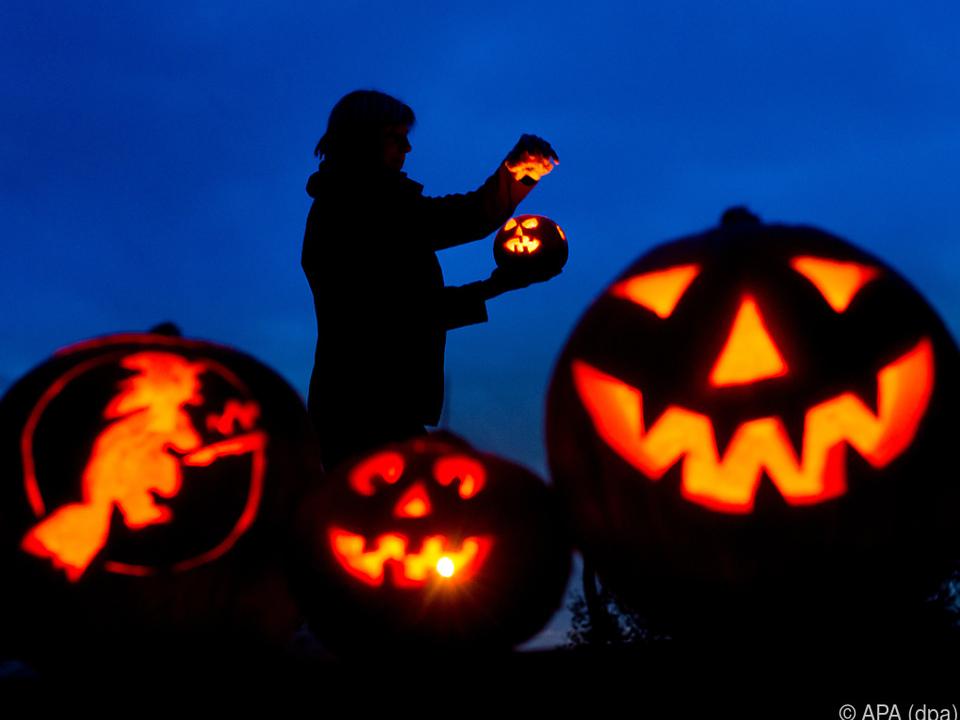 Ein Festival der Kürbisse und vieles mehr halloween