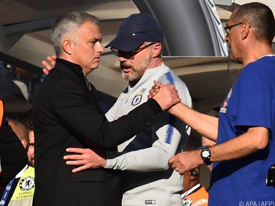 Einstmals geliebter Trainer, nun Rivale