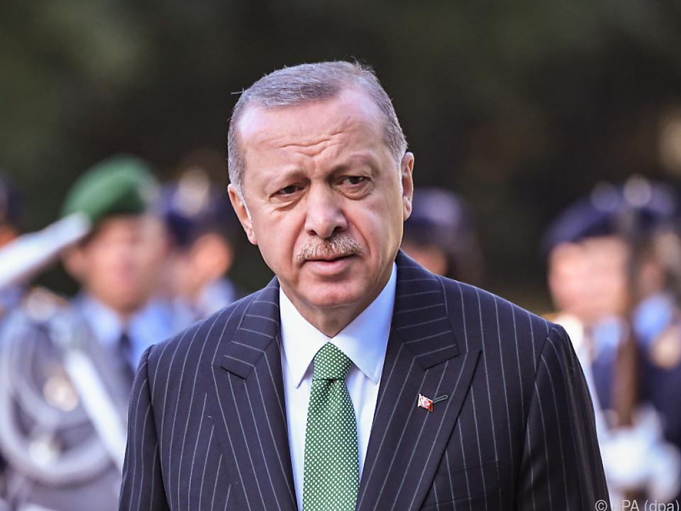 Erdogans Forderungen sorgten in Deutschland für Empörung