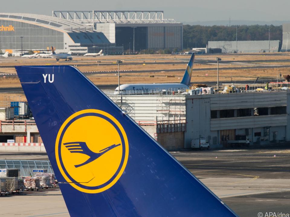 Es geht um Flugzeuge, die Laudamotion von der Lufthansa geleast hat