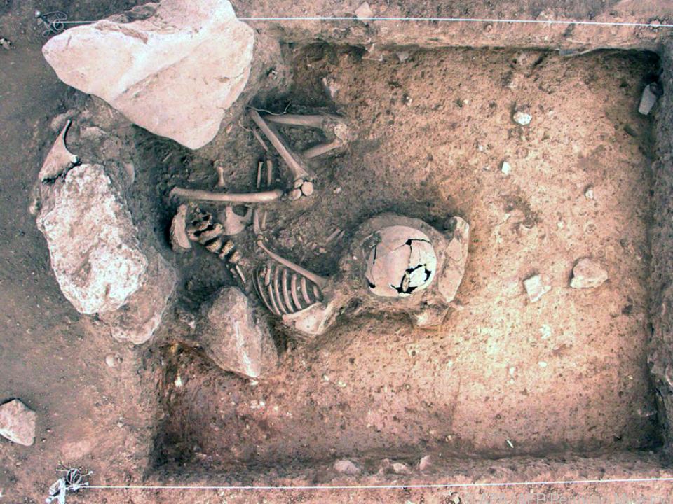Es handle sich um Überreste von Jugendlichen der Marcavalle-Kultur