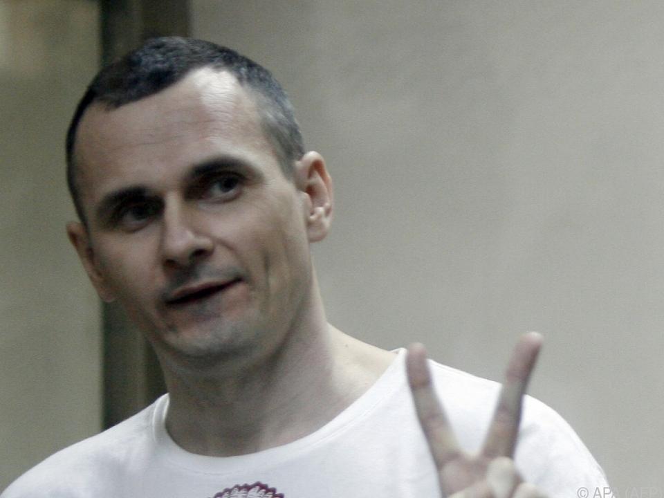 EU fordert Freilassung von Oleg Senzow