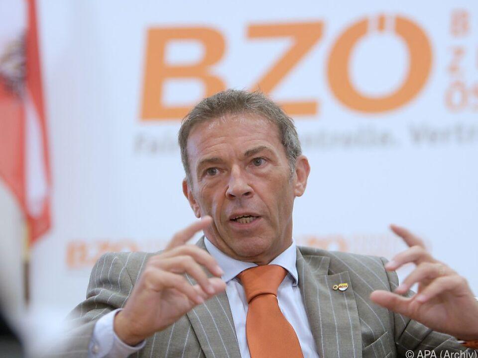 Ex-FPÖ-Chef und BZÖ-Gründer Jörg Haider