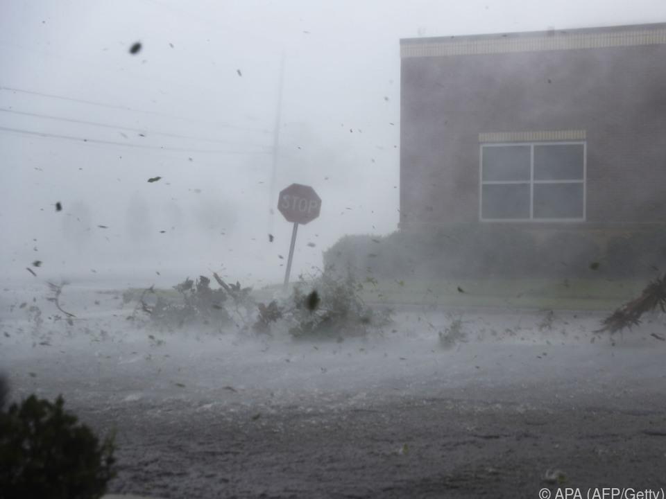 Extreme Winde sorgen für Lebensgefahr