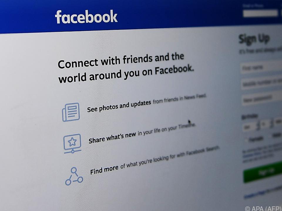 Facebook hat weltweit mehr als zwei Milliarden Nutzer