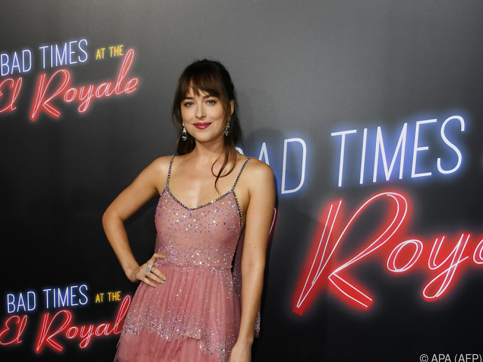 """Johnson ist aktuell in """"Bad Times at the El Royale"""" zu sehen"""