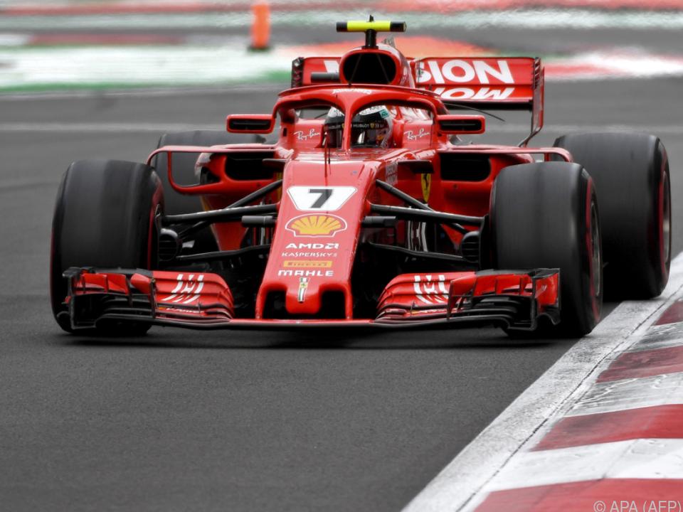Ferrari hat den Titel noch nicht abgeschrieben