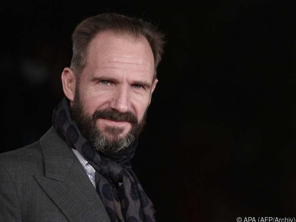 Fiennes wird für seinen Beitrag zum Weltkino ausgezeichnet