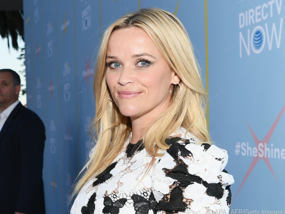 Filmstar Witherspoon auch als TV-Produzentin erfolgreich