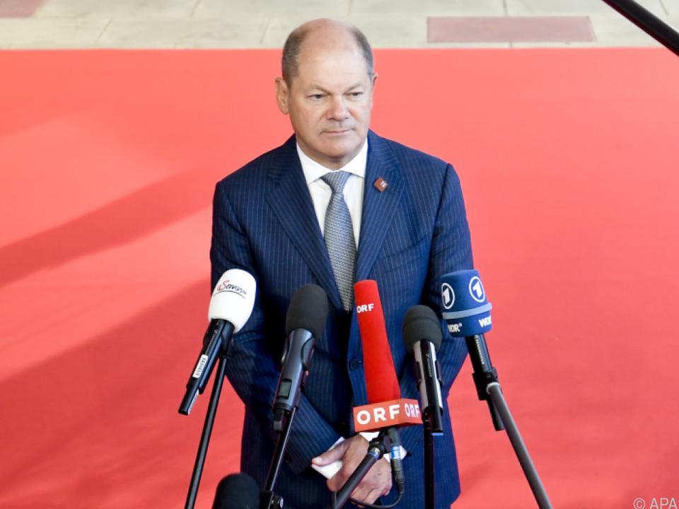 Finanzminister Olaf Scholz hat Angst vor dem Ende der Nullzins-Politik