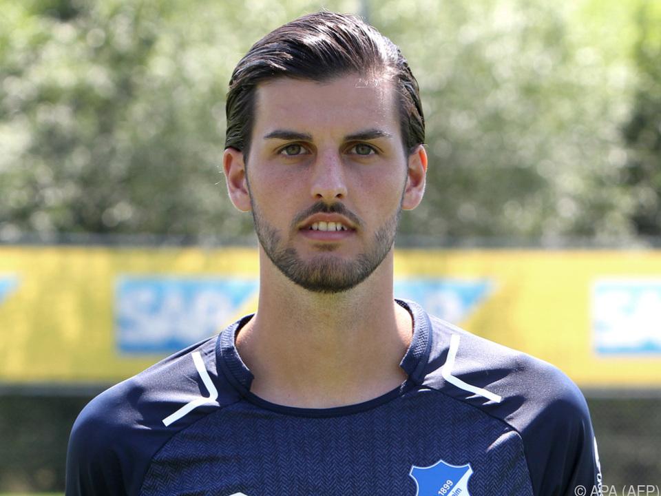 Florian Grillitsch zog sich eine Knöchelverletzung zu