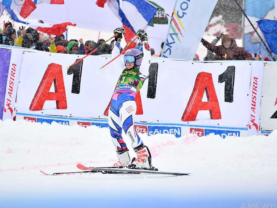 Französin Worley starte mit Sieg in die neue Saison