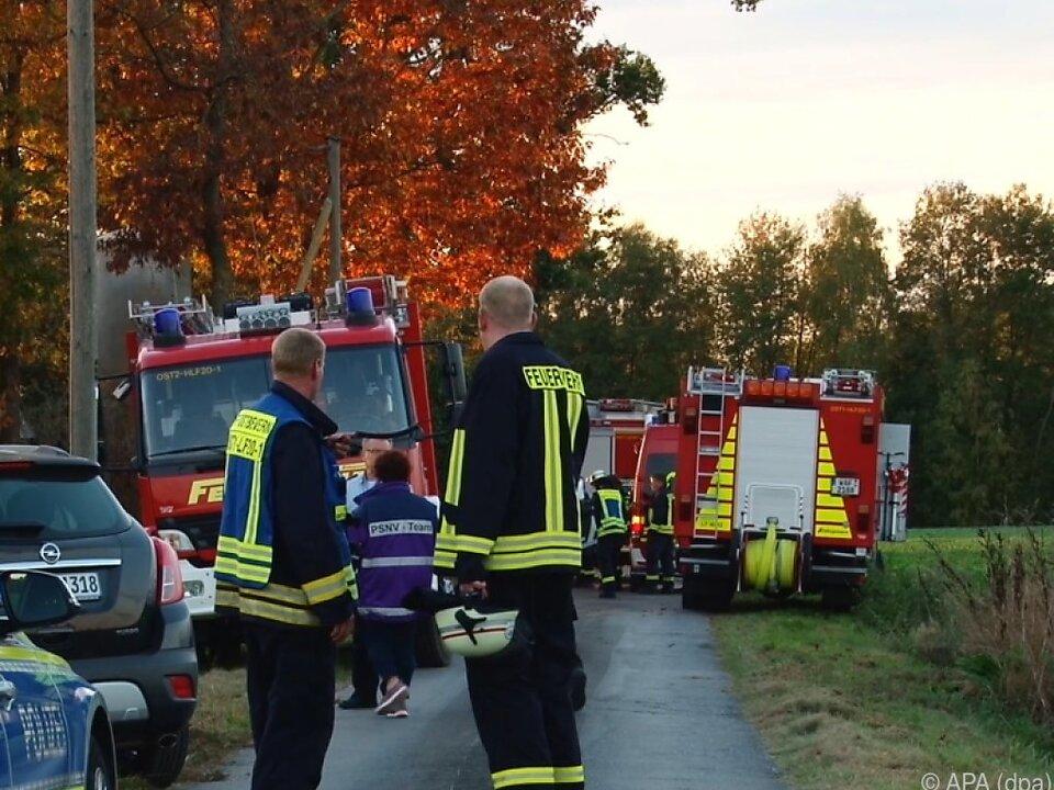 Für das einjährige Unfallopfer gab es keine Hilfe mehr