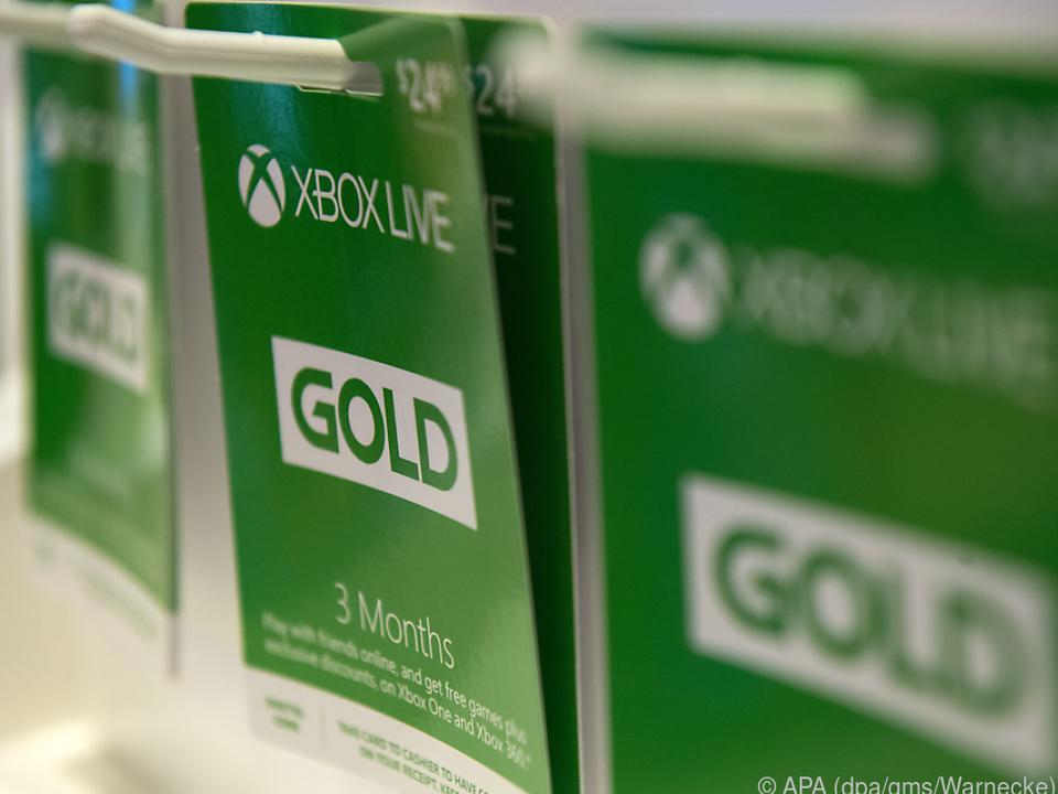 In Xbox Live Gold sind auch regelmäßig kostenlose Spiele enthalten