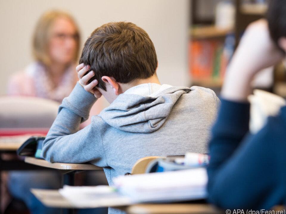 Gewalthandlungen an den Schulen nehmen zu
