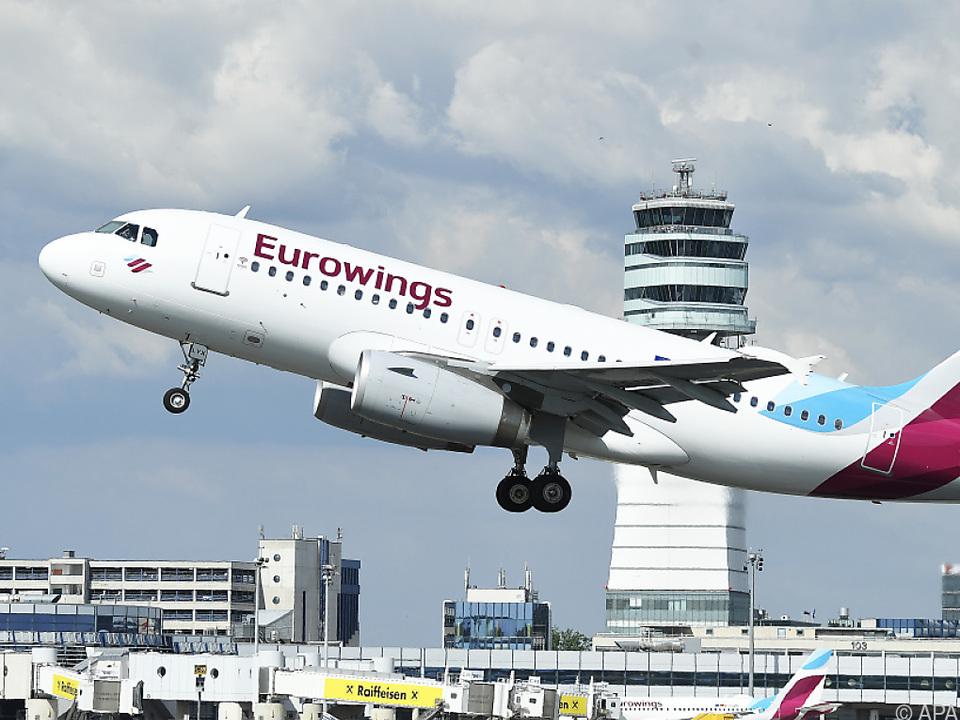 Gewerkschaft mit Entwicklung bei Eurowings zufrieden