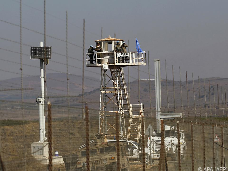 Grenzübergang Quneitra soll die Arbeit der UNO-Truppen erleichtern