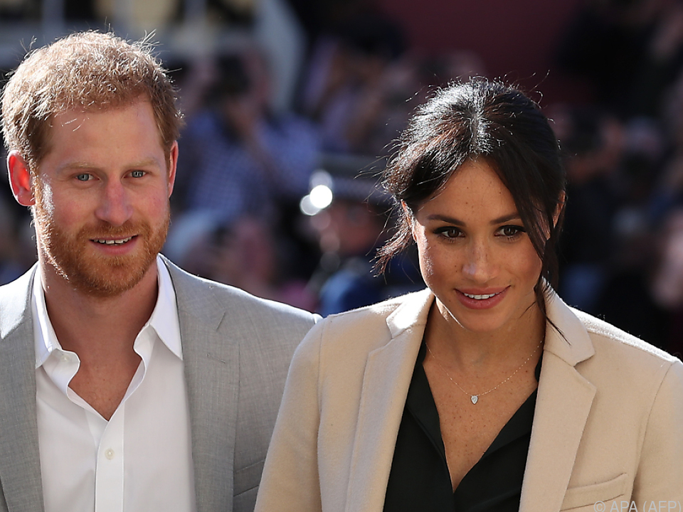 Harry und Meghan reisen in die Pazifikregion