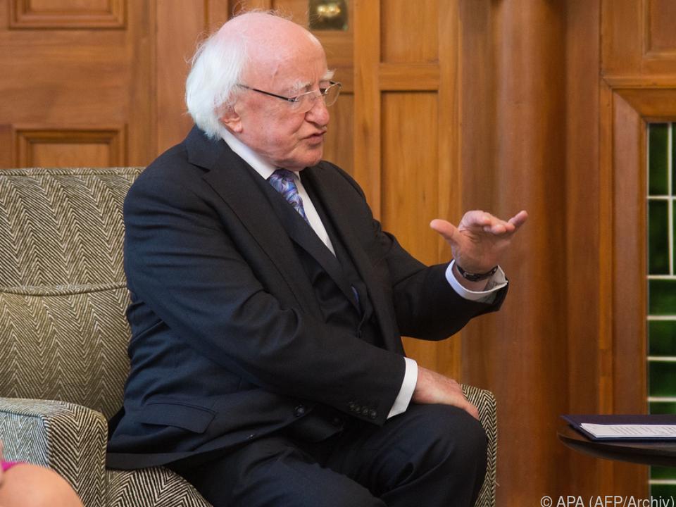 Higgins setzte sich gegen seine fünf Mitbewerber durch