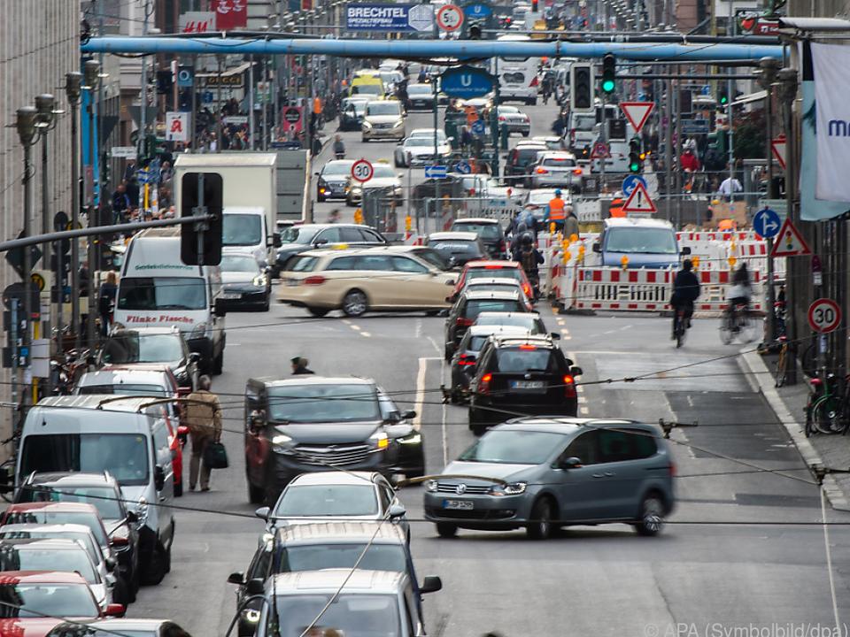 In Österreich war der Einbruch mit 41,8 Prozent am höchsten