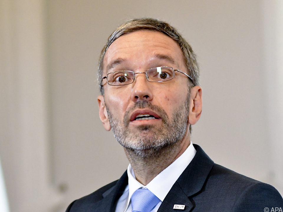 Innenminister Kickl eröffnete die zweitägige Migrations-Konferenz