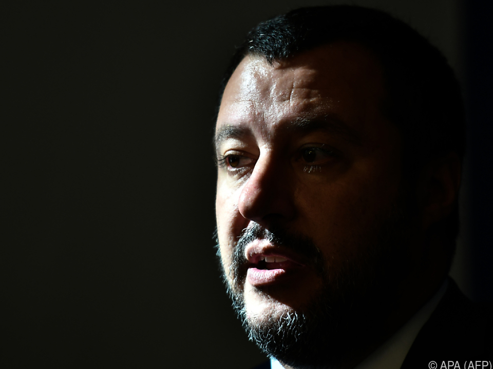 Innenminister Salvini plant zahlreiche Auftritte