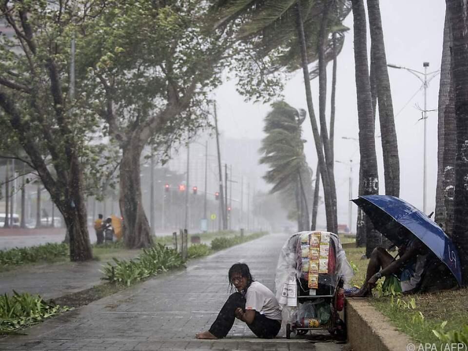 Insgesamt mussten mehr als 38.000 Bewohner die Küstengebiete verlassen