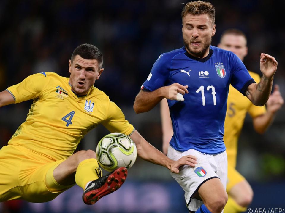 Italiens Nationalteam ist weit entfernt vom alten Glanz