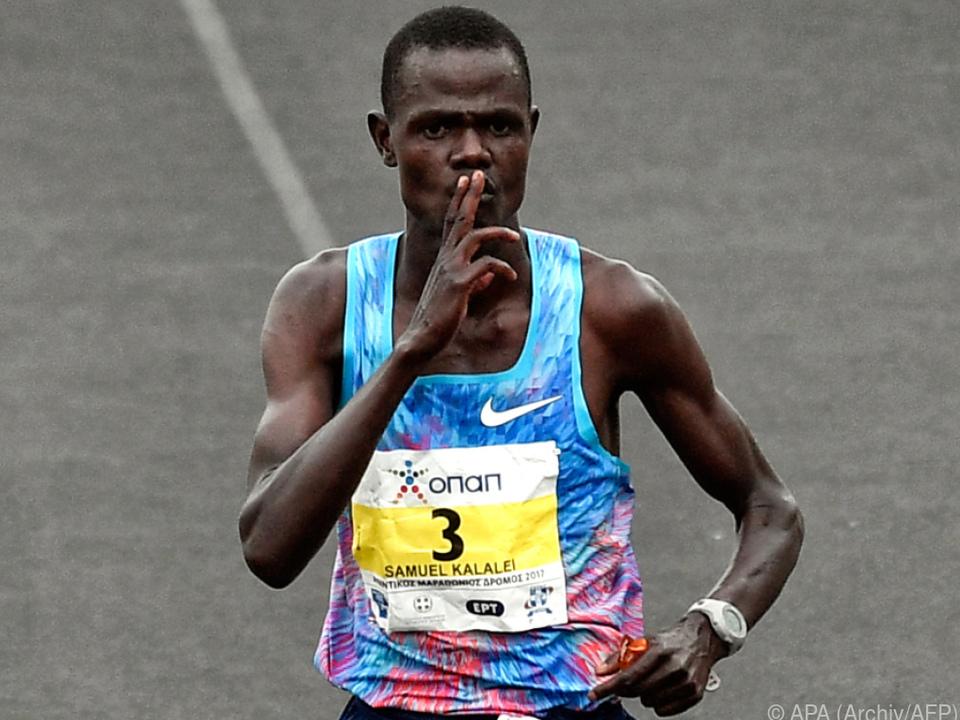 Kalalei gewann zuletzt den Marathon in Athen